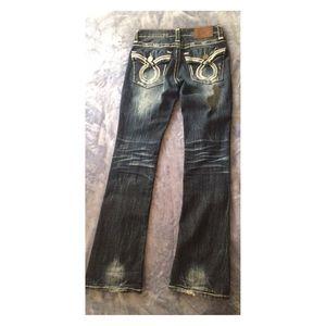 Big Star Jeans - • Big Star Jeans